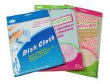 Rullo molle del tovagliolo del tessuto di Spunlace dei prodotti di pulizia per pulizia della famiglia