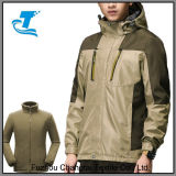 Куртка лыжи in-1 напольных людей 3