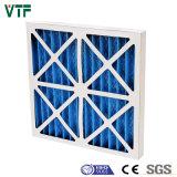 전 G4 주름 &Panel 공기 상태 시스템 (공장)를 위한 처분할 수 있는 마분지 G4 공기 정화 장치