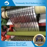 410 bande d'acier inoxydable de fini du numéro 4 pour la vaisselle de cuisine, la décoration et la construction
