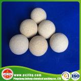 高力高いアルミナの処理し難い陶磁器の球