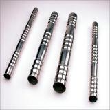 201 304 ha saldato il tubo di spirale dell'acciaio inossidabile per la decorazione