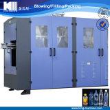 2 La cavité entièrement automatique Machine de moulage par soufflage PET pour bouteille d'eau
