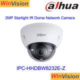 Dahuaのドーム防水2MP HD Poe IPのカメラのスターライトIpcHdbw8232e Z