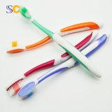 Oraler Sorgfalt-täglicher Gebrauch-persönliche weiche erwachsene Zahnbürste