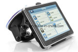 """Hete Verkoop 4.3 """" GPS van de Auto Navigatie met Draagbare GPS Navigator, de Zender van de FM, aV-in AchterCamera, Bluetooth Hoofdtelefoon, het Handbediende GPS Volgende Systeem van de Navigatie, Tmc"""
