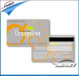 PVC Hico imprimível 2750OE cartão magnético (CR80)