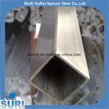 Tubo accesorio del acero inoxidable de la resistencia de flexión del cuadrado 20X20 del pasamano de la escalera