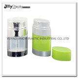 Double-Barrelled vazio de garrafa bomba Cosméticos Garrafa de 30 ml