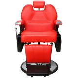 Herrenfriseur-Stuhl mit dem Doppelt-Verstärkten Sattel-Haften verhindert Zerreißen