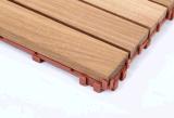Вода и термитами осуществлялась доказательства деревянные изделия из тикового дерева на открытом воздухе декорированных плитки - 300х300мм