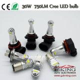30W de alta potencia de 750 lúmenes de bombilla de luz LED CREE