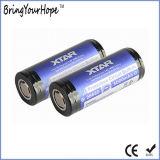 26650 bateria recarregável 5000mAh da pilha 3.7V do Li-íon