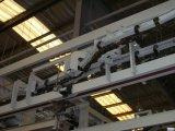 На железнодорожной линии оборудования