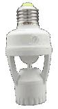 E27 van de Bol van de Lamp van de Houder De Sensor van de pir- Motie voor Populair Punt