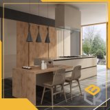 Papel para impressão decorativos chinês com Woodgrain para mobiliário e porta