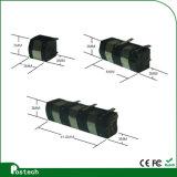 Venda quente MSR008 009 014 010 Bt009 Leitor de cartão verde molduras ATM