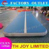 6m/8m/10m pour les enfants de gymnastique gymnastique la voie de la formation /Commercial Inflatable Tumbling voie /Matelas à air