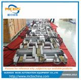 Sistema de transportador eléctrico de vehículo de pista