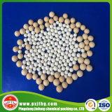 Desgaste medio del alúmina - bolas resistentes
