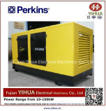 160kw/200kVA diesel Stille Generator Poweded door Perkins-20171012e