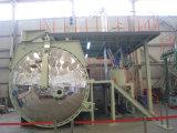 Transformador Ry-Type resina epóxi automático do equipamento de vazamento de vácuo