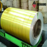 Larva in China Better Reasonable Price Color Coated Aluminum Coil