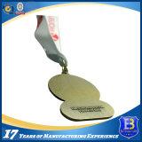 カスタム金属メダル骨董品金メダルスポーツ賞のクラフト