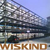 Helle Gebäudestruktur-Stahlentwurfs-Zelle