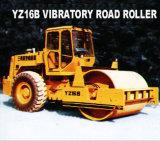 Solo carretera vibratorio de tambor Rodillo (modelo: YZ16B)