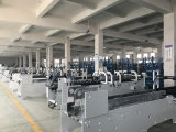 La vente d'encollage de pliage Utilisation de la machine au transport maritime