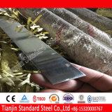 SUS NORMAS ASTM 316 Acero Inoxidable 316L barra plana