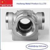 Válvulas de esfera pneumáticas da carcaça de investimento do aço inoxidável