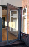 La norme australienne en alliage aluminium portes/fenêtres à battants