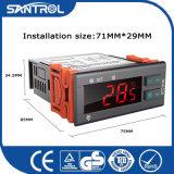 O Refrigeration do quarto frio parte o termostato com sensor