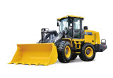 XCMG precio de 3 tonelada mini cargadora de ruedas LW300FN