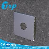 Granito e mármore de imitação de alumínio alveolado fachada no painel de revestimento de paredes
