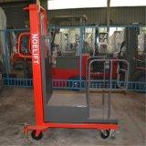 300kg Semi-Electric Order picker para armazém com marcação Th03