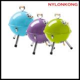 Parrilla portable del carbón de leña del Bbq para al aire libre con diversos colores