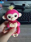 작은 작은 물고기 핑거 애완 동물 작은 아기 원숭이 전자 아이들 장난감