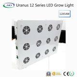 高い発電LEDは育つ花およびフルーツ(Uranus 12のシリーズ)のために軽く