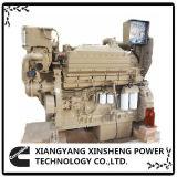 Kta19-M550 410kw/2100rpm Dieselmotor van de HoofdMacht van de Boot van Ccec Cummins de Mariene