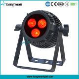 연주회를 위한 가득 차있는 Rgbawuv 6in1 LED 단계 광속 램프