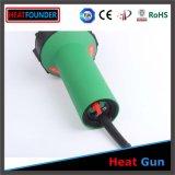 1600W Pistolet à air chaud température réglable/PVC fenêtre en plastique Machine à souder