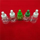 35-55ml colorés vident la bouteille d'animal familier pour le liquide de moustique