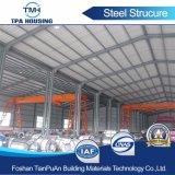Structure en acier Acier de construction préfabriqués pour la ferme de stockage utilisé