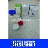 Caixa branca Recyclable impressa costume da medicina do cartão