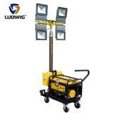 Les petits tours de lumière d'alimentation portable pour toutes les applications industrielles