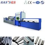 Prix usine à vendre la machine de découpage de pipe de laser 1000W GS-Lftc60 avec le laser d'Ipg