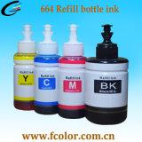 Bottiglia di inchiostro dei 664 rimontaggi per le stampanti multifunzionali di Ecotank